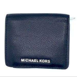 Michael Kors Bedford carry all Leather Wallet NWT